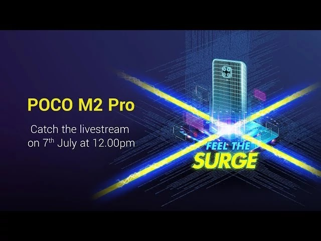 Today POCO M2 PRO Launched In India, Specifications of POCO M2 PRO