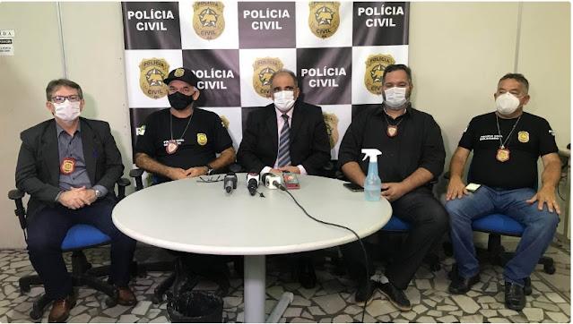Homicídio de pré-candidato a prefeito de Janduís foi encomendado, diz delegado