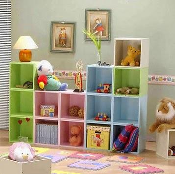 Arma y decora espacios con cubos realizados por ti