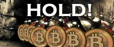 What is hodl in cryptocurrency