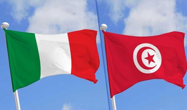 Italie Tunisie