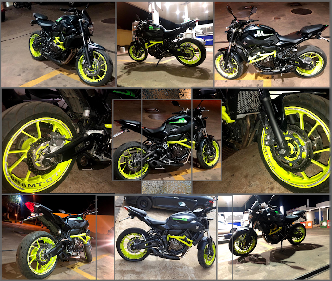 ★ MOTO MT07 - Oportunidade de negócio, excelente Moto com ABS.