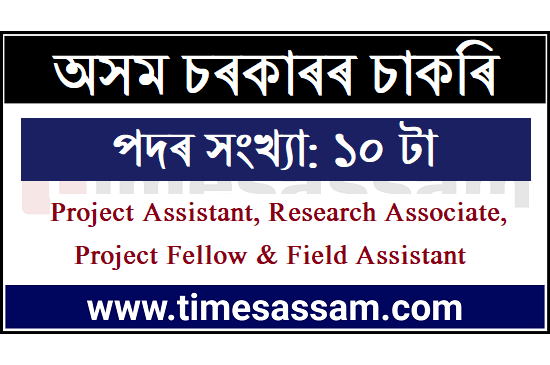 CSIR-NEIST Jorhat Jobs 2020
