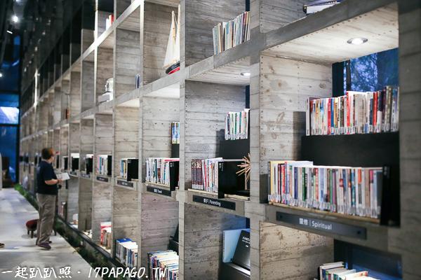 《台中.西屯》樂樂書屋-森林系美學空間,不限時閱覽群書,咖啡茶水喝到飽