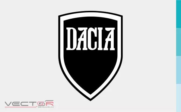 Automobile Dacia S.A. (1990) Logo - Download Vector File SVG (Scalable Vector Graphics)