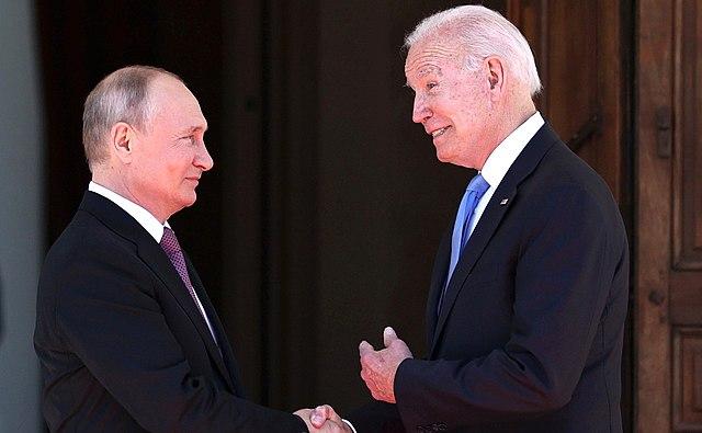 GEOPOLITICAL NEWS: The Biden-Putin staredown - Atlantic Council on GEO