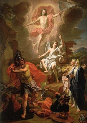 Ressurreição de Jesus Cristo - Imagens, ícones, pinturas, vitral