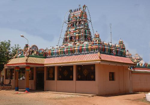 Ponnazhagiamman Temple O Siruvayal Sivaganga - History, Timings, Festivals & Address