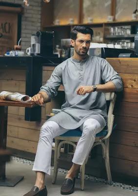 New-Best-Man-Summer-Kurta-Designs-2020-Collection