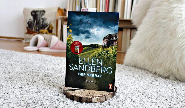 [Anzeige/Rezension] Der Verrat - Ellen Sandberg
