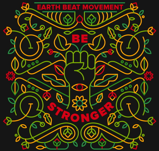 MusicLoad.Com presents Earth Beat Movement's latest album, Be Stronger