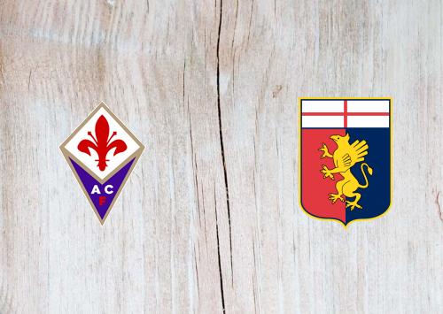 Fiorentina vs Genoa -Highlights 07 December 2020