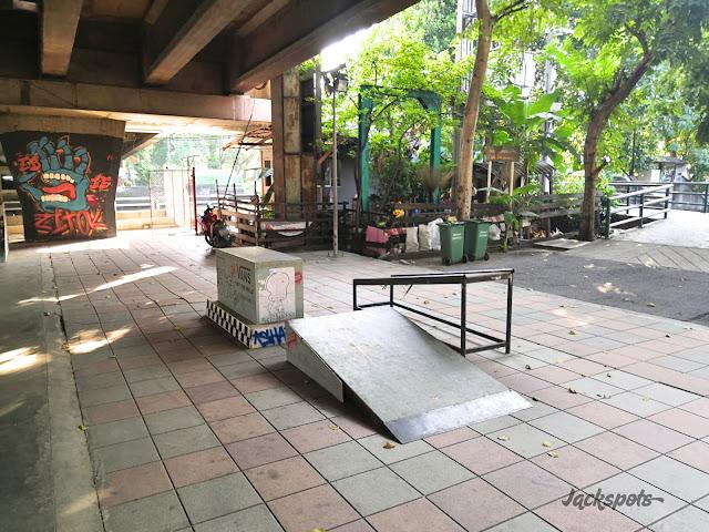 Skatepark Bangkok Khlong Tan