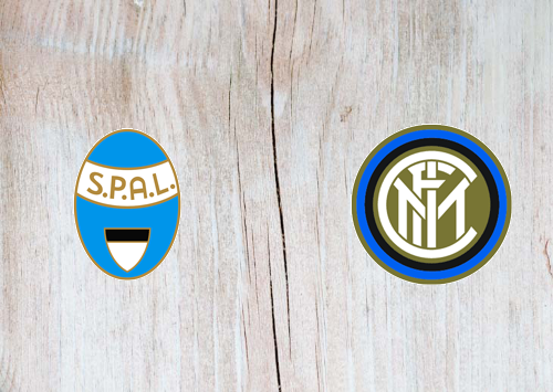 SPAL vs Internazionale -Highlights 16 July 2020