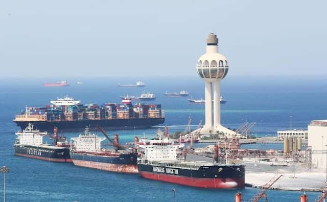 Saudi Arabia ranked 5th as fastest country in World in handling Container ships
