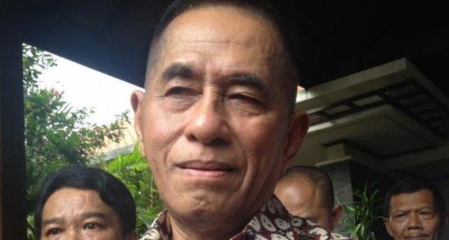 Dugaan Keterlibatan Purn TNI AL di Aksi Mujahid 212, Menhan: Berati Dia Mengkhianati Negara
