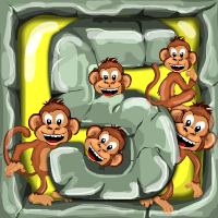 Games4escape Jungle Monke…