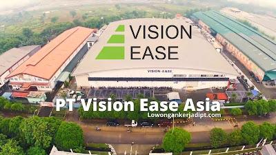 Lowongan Kerja PT Vision Ease Asia Cikarang