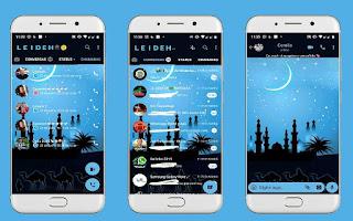 Moon Theme For YOWhatsApp & Fouad WhatsApp By Leidiane