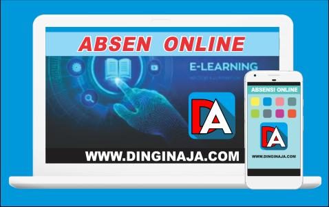cara membuat absen online