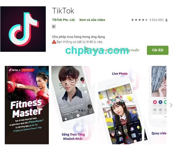 TikTok - Tải ứng dụng Tik Tok về máy điện thoại Android, IOS miễn phí a