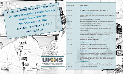 1st Annual UMHS Research Symposium