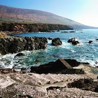 Ireland Images: Coastline on the Dingle Peninsula