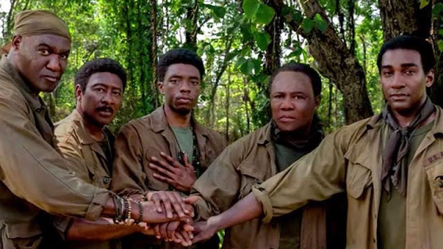 Crítica de 'Da 5 Bloods: hermanos de armas' de Spike Lee