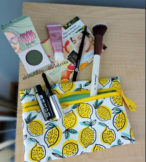 Ultima Beauty: ipsy   April 2019   Review