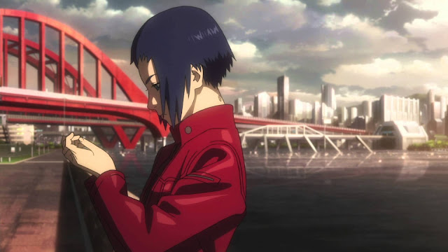 Ghost in the Shell Arise Border Movie 1: Ghost Pain Subtitle Indonesia