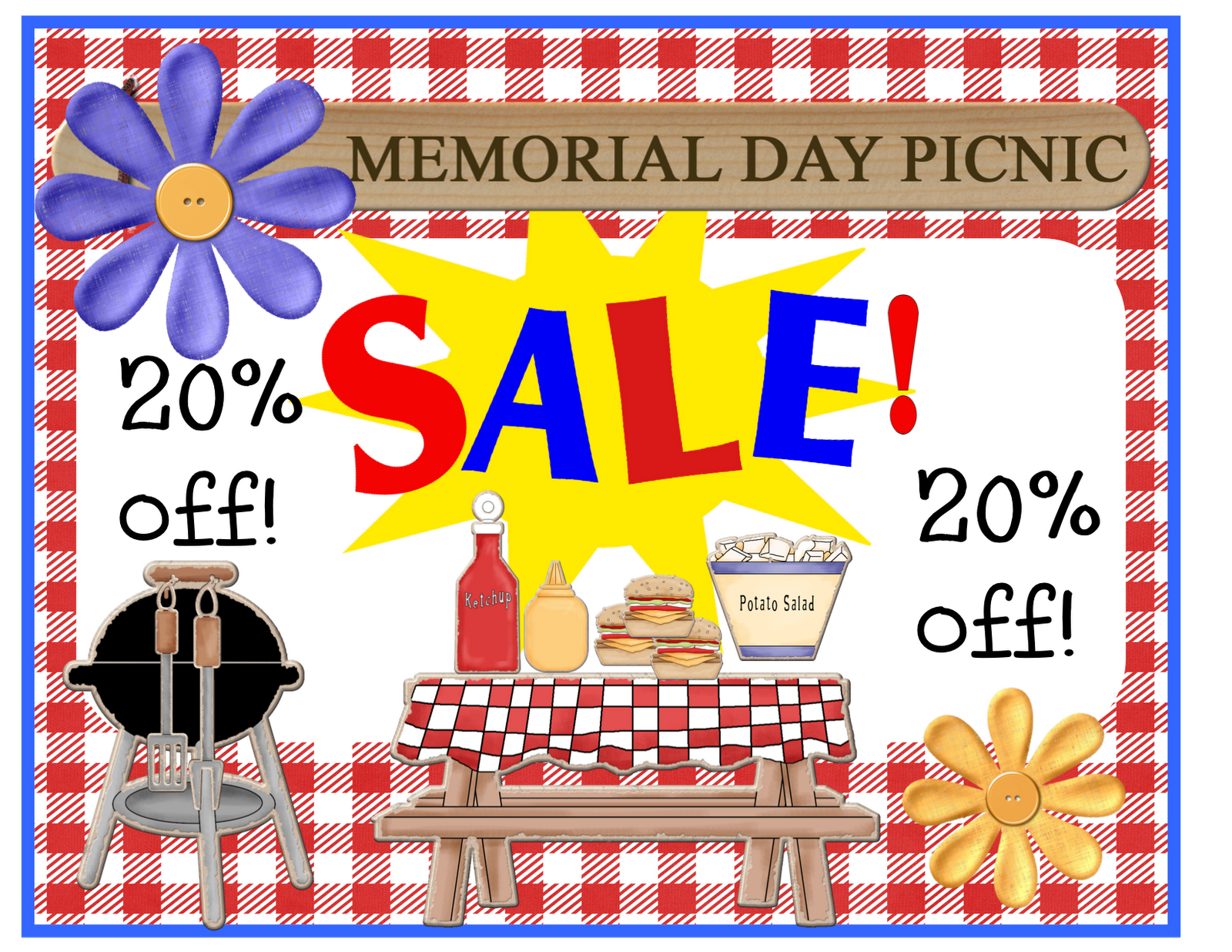 Memorial Day Sale Classroom Activities Social Stu S