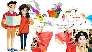 L'ouverture de la visite touristique étrangère en Indonesie 2021