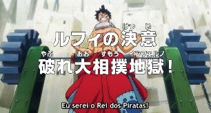 One Piece: Episódio 943 –