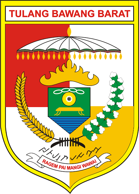 Logo | Lambang Kabupaten Tulang Bawang Barat
