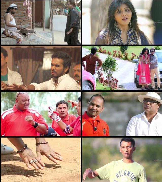 Gangs of Hyderabad 2015 Hindi 480p HDRip