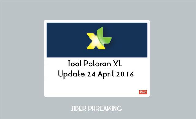 Tool Tembak Polosan XL April 2016
