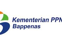 Lowongan Kerja Bappenas - Penerimaan Tenaga Pendukung (Non CPNS) September 2020