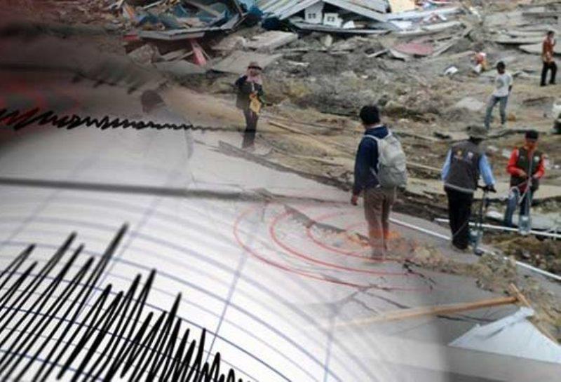 Gempa Guncang Bali Siang Ini