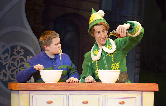 Elf, Fox theatre, win, giveaway, 2016, enter