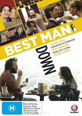 Poster Of Hollywood Film Best Man Down (2012) In 300MB Compressed Size PC Movie Free Download At worldfree4u.com