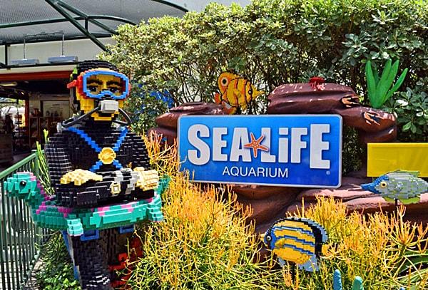 Legoland Marine Aquarium Johor