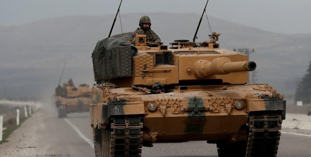 Τουρκία προς ΗΠΑ: Στη Συρία θα κάνουμε αυτό που θέλουμε εμείς