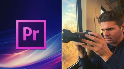 Adobe Premiere Pro CC 2019 Edit Amazing Vlogs with Brad