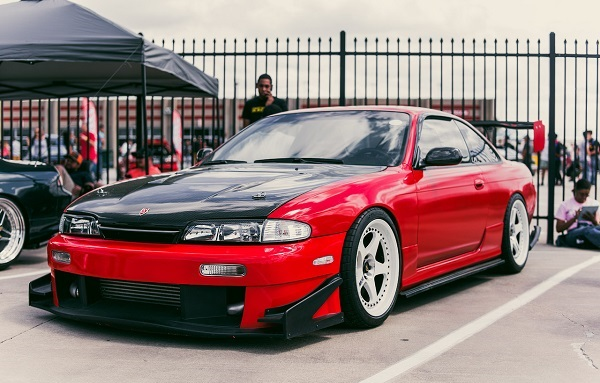 Nissan Silvia S14 Zenki