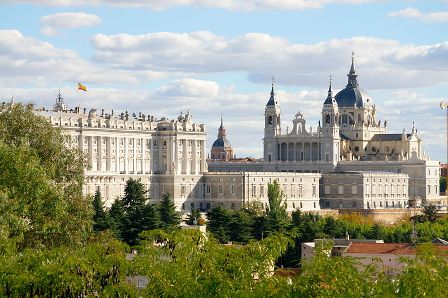 Madrid, Spanyol
