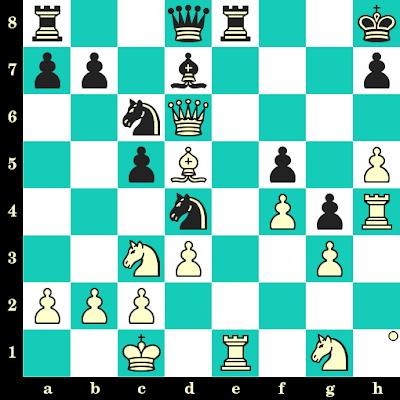 Les Blancs jouent et matent en 2 coups - J Golemo vs S Sulek, corr., 1962