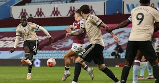 Man United beat Aston Villa to boast UCL bid