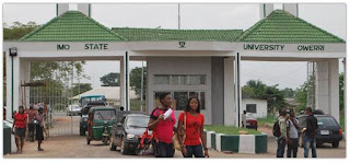 IMSU 2018/2019 Post UTME Admission Screening Form Out