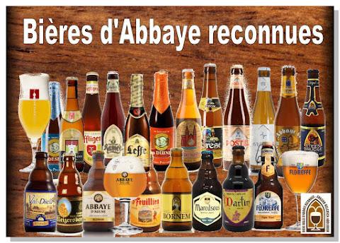 Bières belges d'abbayes
