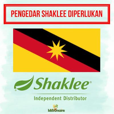 Pengedar Shaklee Sarawak